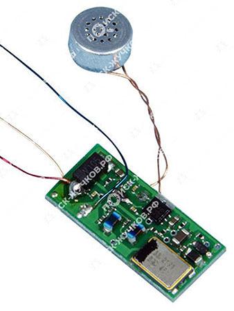 Радиожучок для скрытой прослушки