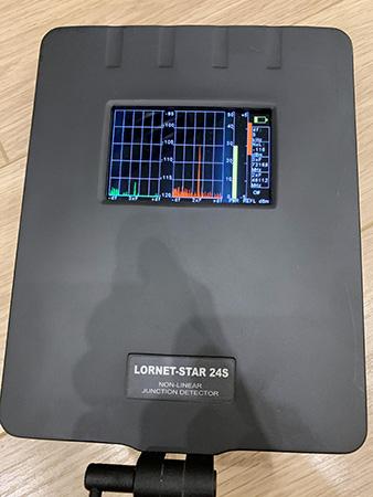 Анализатор спектра Лорнет Стар 24с