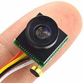 проводная скрытая камера